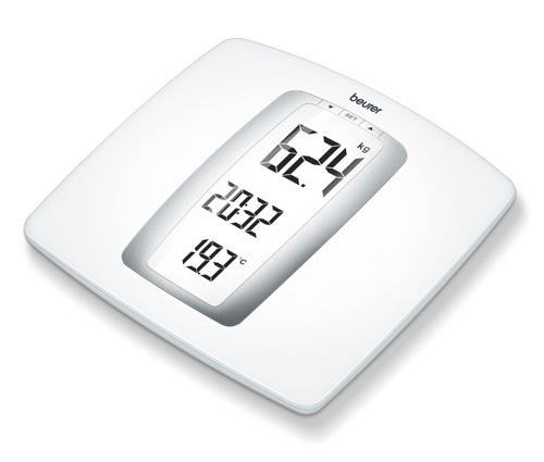 Электронные напольные весы.