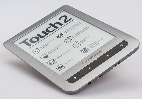 Электронная книга PocketBook 623 Touch Lux (январь 2014)