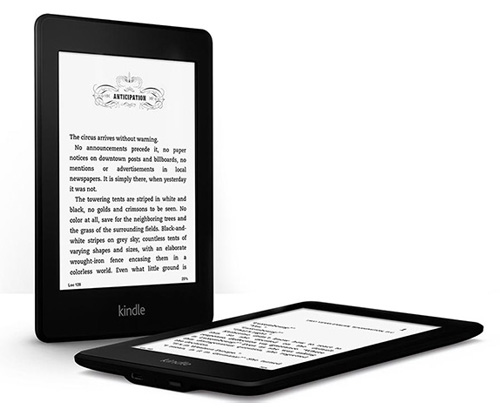 Электронная книга Amazon Kindle Paperwhite (январь 2014)