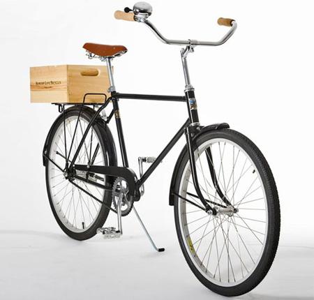Классический дорожный велосипед.