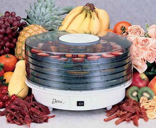 Высушенные овощи и фрукты намного полезнее консервированных, поэтому сушилка необходима каждому.