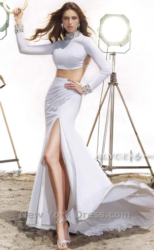 Платье на выпускной 2015 от Alyce Claudine (фото с NewYorkDress).