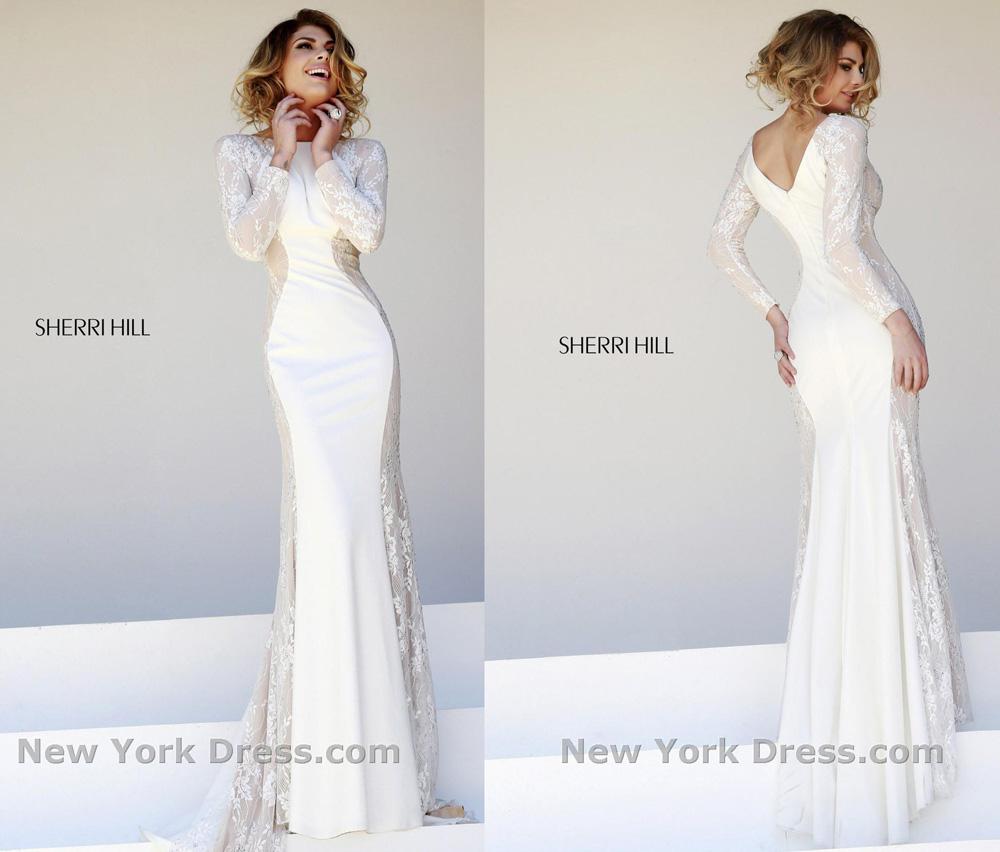 Свадебное платье 2015 Sherri Hill (фото с NewYorkDress)