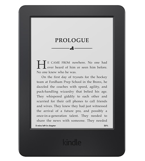 РИС: Ридер Amazon Kindle 6.