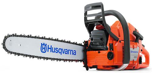 Husqvarna 365 – лучшая профессиональная бензопила 2016 года.