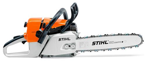 Stihl MS 361 – второе место в рейтинге лучших профессиональных бензопил 2016 года.