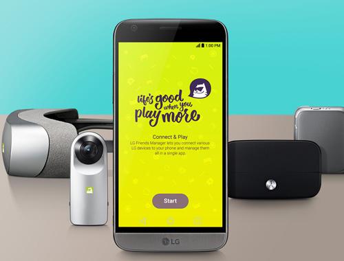 LG – фирма успешных смартфонов.