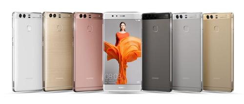 Смартфоны Huawei P – лучшие, успешные и недорогие.