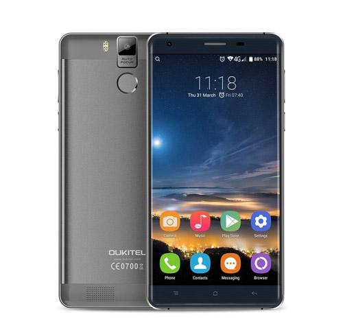 Смартфон OUKITEL K6000 Pro.