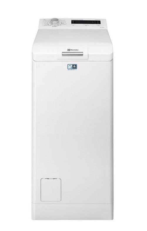 Тихая стиральная машина с вертикальной загрузкой Electrolux EWT 1567 VIW.