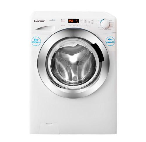 Тихая стиральная машина с фронтальной загрузкой Candy GVW 264DC.