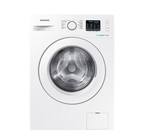 Тихая стиральная машина с фронтальной загрузкой Samsung WW60H2200EWDLP.