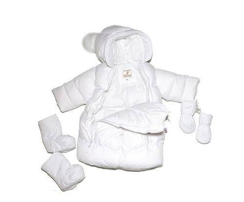 Комбинезон-трансформер для новорожденного с дополнительными аксессуарами – точно лучший выбор.