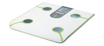 Напольные весы Vitek с технологией Visual Control System наглядно укажут на изменение веса