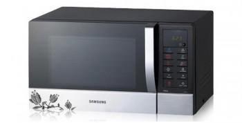 Хрустящая корочка в микроволновой печи Samsung