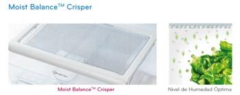 Moist Balance Crisper – правильное хранение овощей и фруктов
