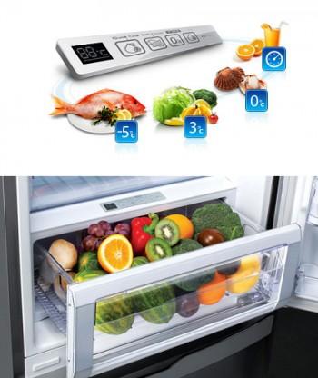 CoolSelect Zone – холодильник в холодильнике