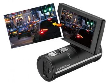 Автомобильный видеорегистратор Genius DVR-FHD600