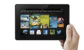 Обновленный планшет Amazon Kindle Fire HD 7 дешевле на треть