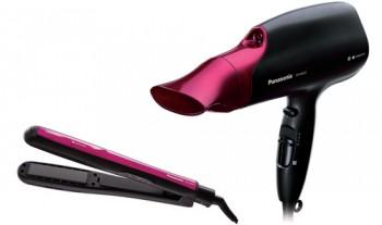 Новые фен и выпрямитель волос от Panasonic с уникальной технологией защиты структуры волос Nanoe