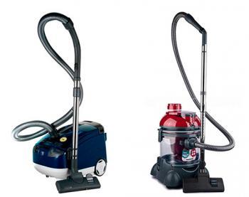 2 лучших моющих пылесоса с аквафильтром