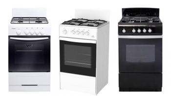 Лучшие недорогие газовые плиты