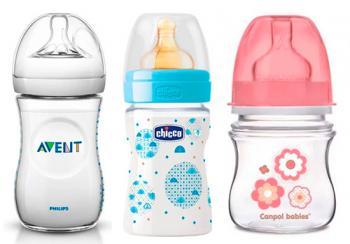 Лучшие бутылочки для новорожденных