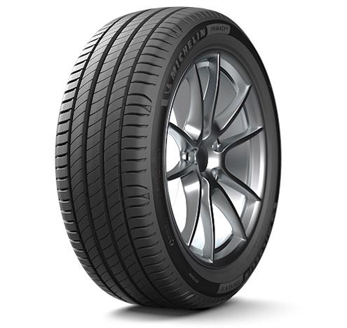 Лучшая износоустойчивость у шин Michelin Primacy 4