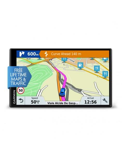 Навигатор GPS  Garmin DriveSmart 61 LMT-S