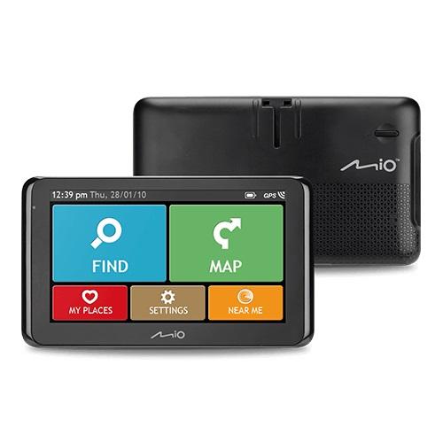Навигатор GPS Mio Spirit 8670 LM
