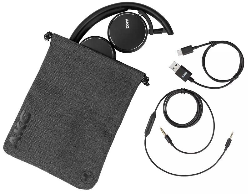 AKG Y400 Wireless mini on-ear headphones