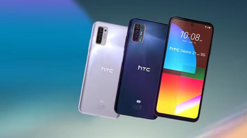 Смартфон HTC Desire 21 pro 5G