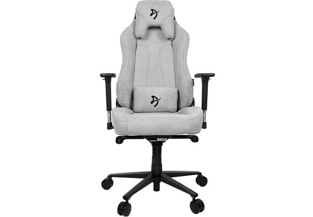Игровое кресло Arozzi Vernazza Soft Fabric: Вес: 26 кг. Сиденье (Ш x Г): 33 x 52 см. Рекомендуемый размер: M. Наклон: 165 град.