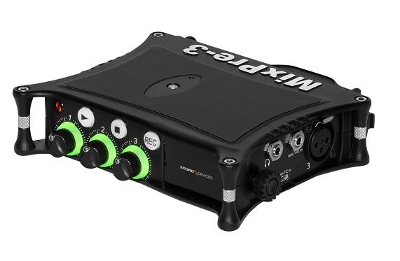 Звуковой микшер рекордер Sound Devices MixPre-3 II: Поддержка карт памяти: SD, SDXC, SDHC-карта и USB-накопитель (только для копирования). Встроенная память: НЕТ. Формат записи: полифонический WAV. Микрофон: XLR с активным балансом; 4k вход. Линия: XLR активно-сбалансированная; 4k вход. Вход Aux / Mic: 3,5 мм TRS, 2-канальный несбалансированный.