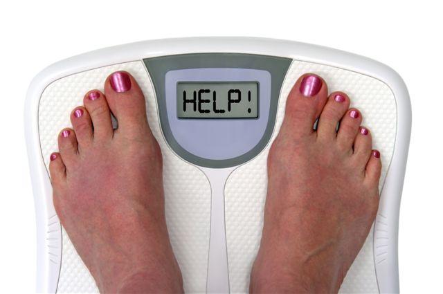 Весы знают, когда организму нужна помощь.