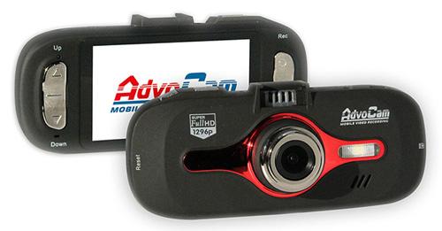 Регистратор AdvoCam FD8 Red-II (GPS+ГЛОНАСС).