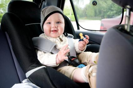 В качественном автокресле каждому малышу удобно, безопасно и весело.