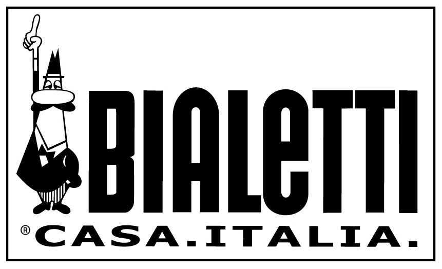 """Логотип Bialetti легко узнать, поэтому купить подлинную итальянскую кофеварку """"Мока Экспресс"""" не составит труда."""