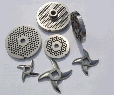 Перфорированные диски и ножи.