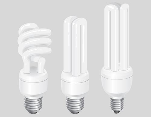 Форма исполнения компактных люминесцентных ламп тоже возможна самая разнообразная.