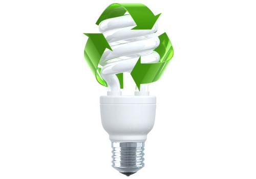 Никогда не выбрасываем энергосберегающие лампы на свалку. Для люминесцентных ламп существуют специальные нормы утилизации.