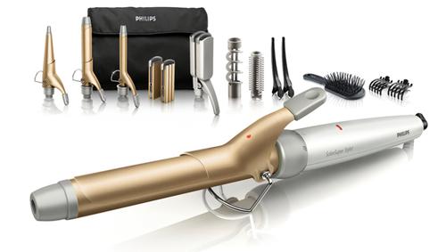 Мультистайлер - многофункциональные щипцы для волос.