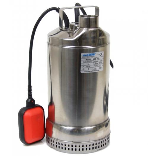 Погружной дренажный насос из металла - наиболее правильный выбор.
