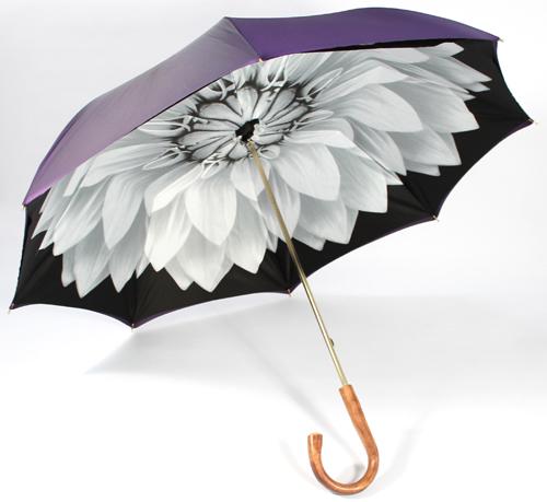 Оригинальный рисунок зонта каждого выделит из толпы.