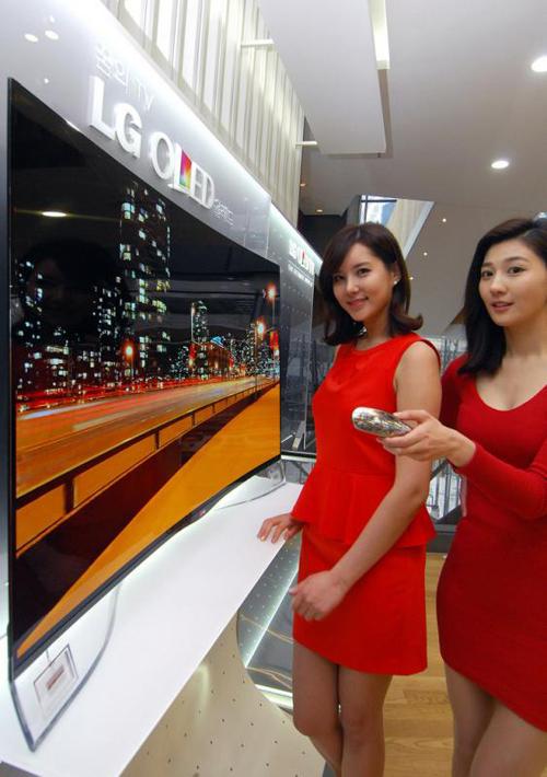 Телевизор 55EA9800