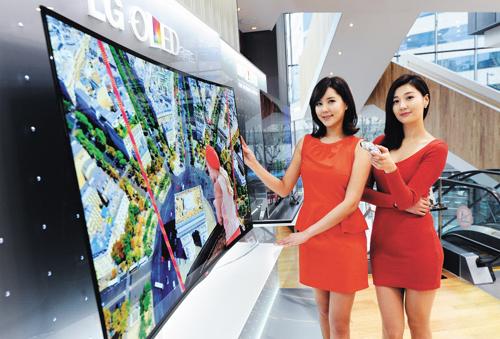 OLED TV с технологией WRGB