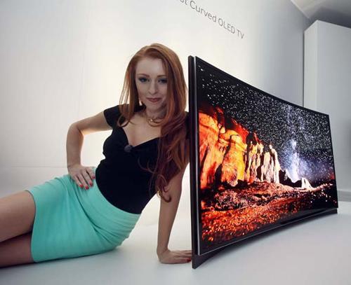 Купив LG Curved OLED TV 55EA9800 мы приобретаем кусочек сказки!