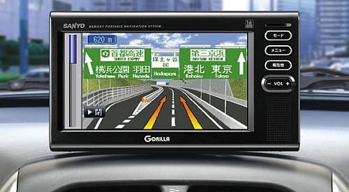 """В мегаполисе очень важно иметь в навигаторе сервис """"пробки""""."""