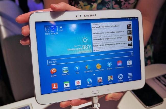 """Планшет от Samsung на платформе Intel Galaxy Tab 3 10.1 16GB под управлением Android 4.2 Jelly Bean. Двухъядерный процессор 1.6 ГГц, RAM - 1,5 ГБайт, 10.1"""" TFT-экран (1280x800). Стандарт связи  3G + GSM 850/900/1800/1900. Время работы при серфинге в Интернете или просмотре видео 9 часов."""