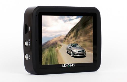 """Lexand LR-5100 – один из самых удачных видеорегистраторов марки Lexand. Исполнение классическое, качество Full HD 1080p. Камера на 3 Мп, угол обзора 140 градусов. В автономном режиме работает почти час. Экран на 2.7"""", вес устройства – 60 г."""